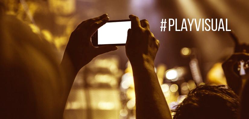 #playvisual